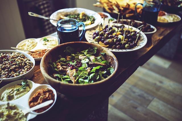 sund og lækker firma frokostordning