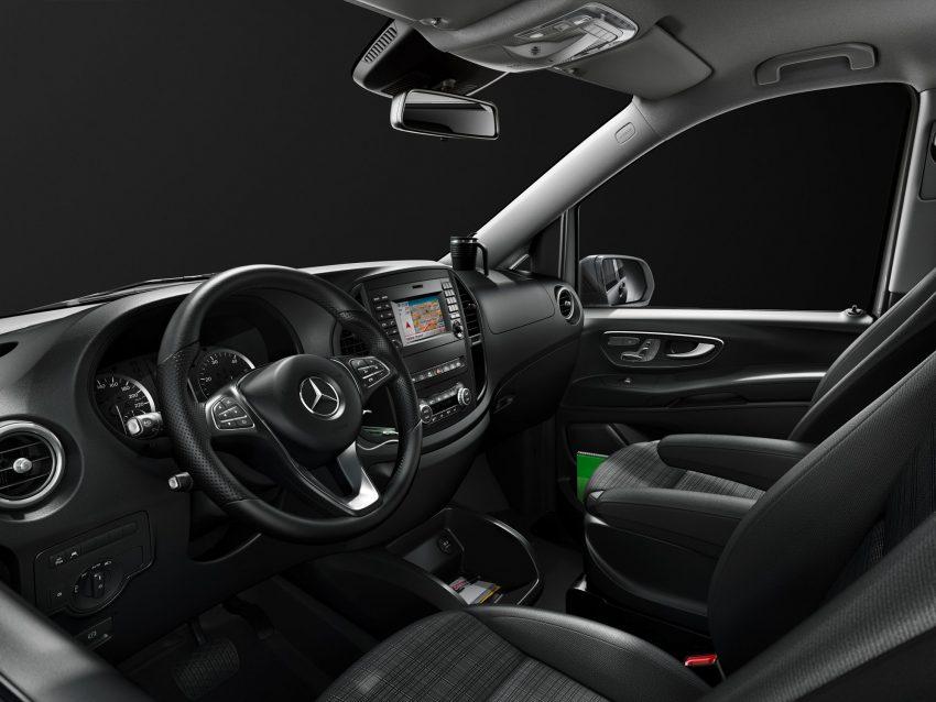 Funktionalitet og komfort med en Mercedes Vito