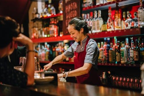 Bartender til Bryllup